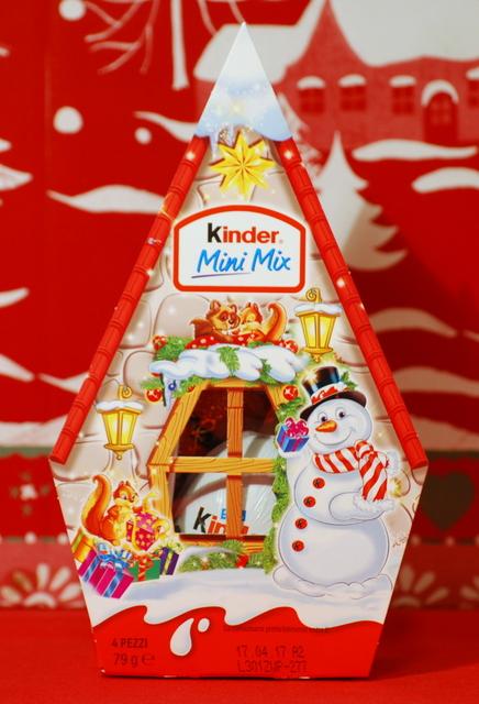 Calendario Avvento Kinder.Panificio Cattaneo Linea Natalizia Ferrero E Kinder